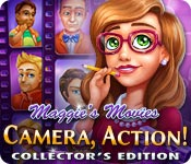 Free Maggie's Movies: Camera, Action! Collector's Edition Game