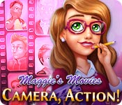 Free Maggie's Movies: Camera, Action! Game