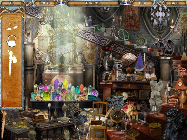 Magic Academy Game screenshot 1