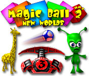 Free Magic Ball 2: New Worlds Game