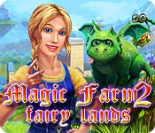Free Magic Farm 2: Fairy Lands Game