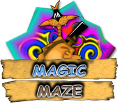 Free Magic Maze Game