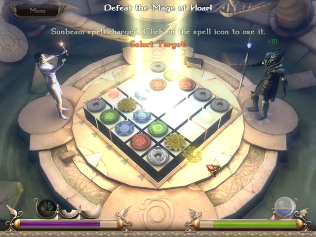 Magical Mysteries: Path of the Sorceress Game screenshot 2