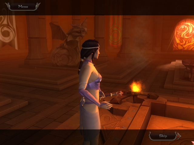 Magical Mysteries: Path of the Sorceress Game screenshot 3