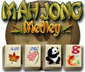 Free Mah Jong Medley Game