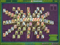 Mah Jong Medley Game screenshot 2