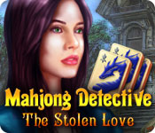 Free Mahjong Detective: The Stolen Love Game