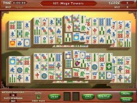 Mahjong Escape: Ancient China Game screenshot 1