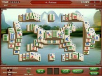 Mahjong Escape: Ancient China Game screenshot 2