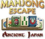 Free Mahjong Escape: Ancient Japan Game