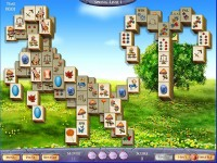 Mahjong Fortuna Deluxe 2 Game screenshot 1