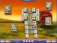 Mahjong Fortuna Deluxe 2 Game screenshot 2