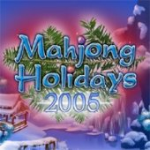 Free Mahjong Holidays 2005 Game
