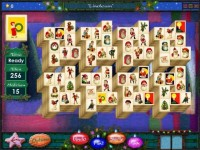 Mahjong Holidays 2005 Game screenshot 1