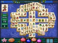 Mahjong Holidays 2005 Game screenshot 3