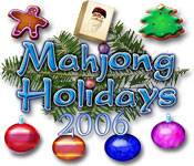 Free Mahjong Holidays 2006 Game