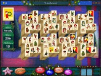 Mahjong Holidays 2006 Game screenshot 1