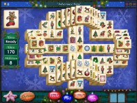 Mahjong Holidays 2006 Game screenshot 2