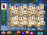 Mahjong Holidays 2006 Game screenshot 3