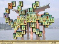 Mahjong Journey of Enlightenment Game screenshot 1