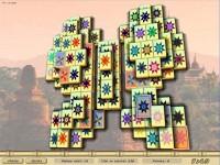 Mahjong Journey of Enlightenment Game screenshot 2