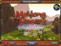 Mahjong Towers Eternity Game screenshot 1