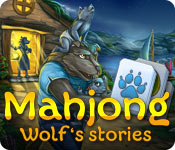 Free Mahjong: Wolf Stories Game