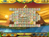 Mahjongg: Ancient Egypt Game screenshot 1