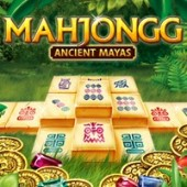 Free Mahjongg: Ancient Mayas Game