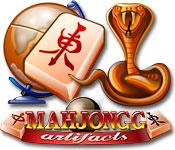 Free Mahjongg Artifacts Game
