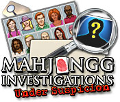 Free Mahjongg Investigation: Under Suspicion Games Downloads