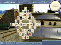 Mahjongg Investigation: Under Suspicion Game screenshot 1