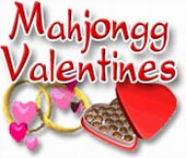 Free Mahjongg Valentines Game