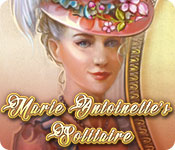 Free Marie Antoinette's Solitaire Game