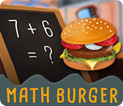 Free Math Burger Game