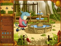 May's Mysteries: The Secret of Dragonville Game screenshot 3
