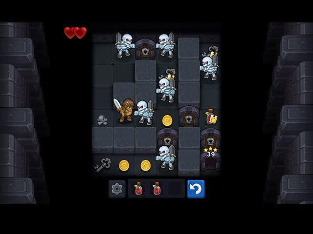 Maze Lord Game screenshot 1