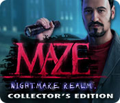 Free Maze: Nightmare Realm Collector's Edition Game
