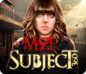 Free Maze: Subject 360 Game