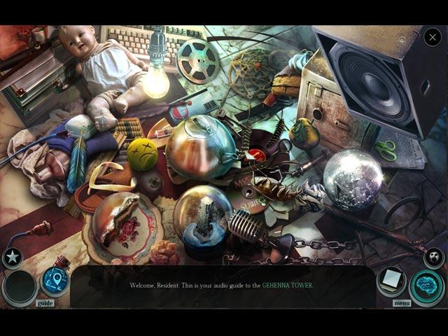 Maze: The Broken Tower Collector's Edition Game screenshot 2