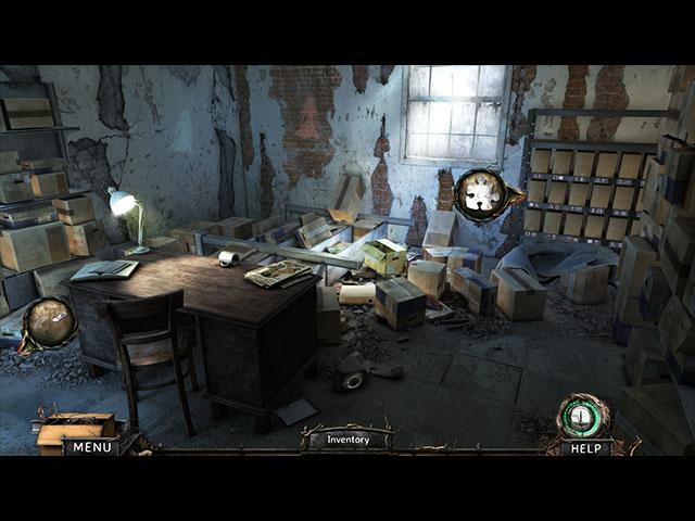 Medford Asylum: Paranormal Case Game screenshot 1