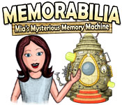 Free Memorabilia: Mia's Mysterious Memory Machine Game