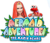 Free Mermaid Adventures: The Magic Pearl Game