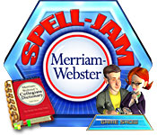 Free Merriam Webster's Spell-Jam Game