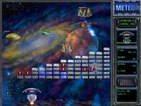 Meteor Game screenshot 1