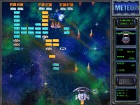 Meteor Game screenshot 2