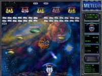 Meteor Game screenshot 3