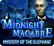 Free Midnight Macabre: Mystery of the Elephant Game
