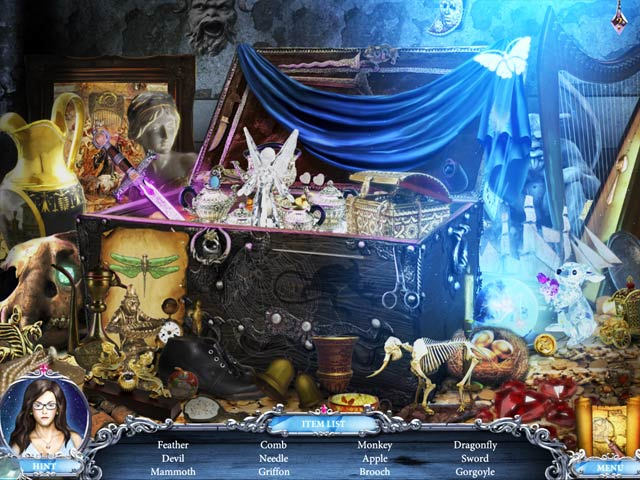 Midnight Macabre: Mystery of the Elephant Game screenshot 1