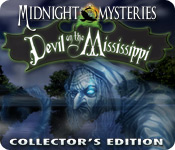 Midnight Mysteries: Devil on the Mississippi Collector's Edition Game Download image small